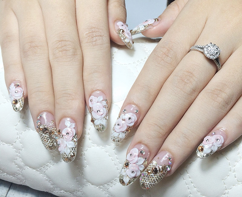 Top 7 Nail Artists Every Bride Will Adore Weddingku