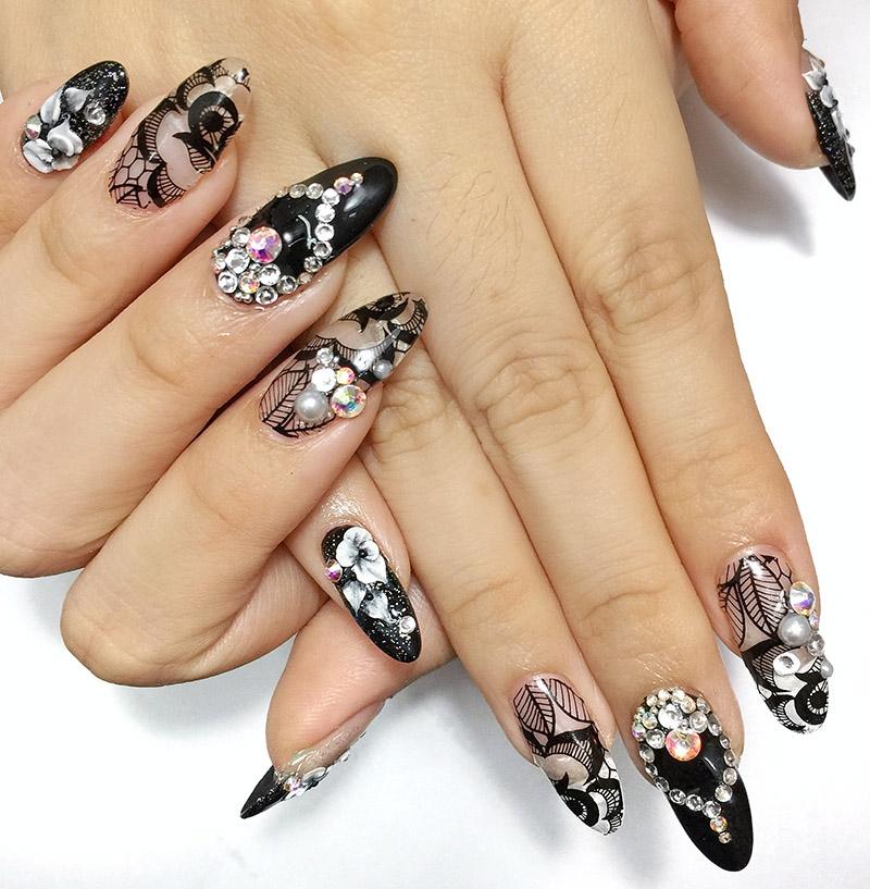 Top 7 Nail Artists Every Bride Will Adore! - Weddingku.com