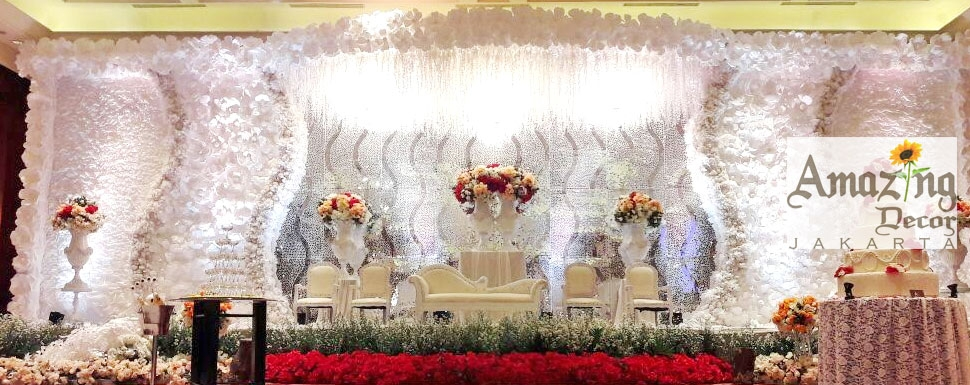 Amazing decor jakarta weddingku junglespirit
