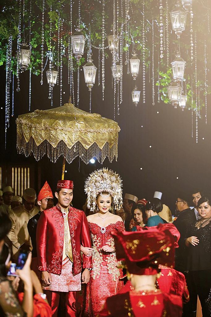 Romantika Minang Betawi Di Hotel Mulia Jakarta Henri Azwar
