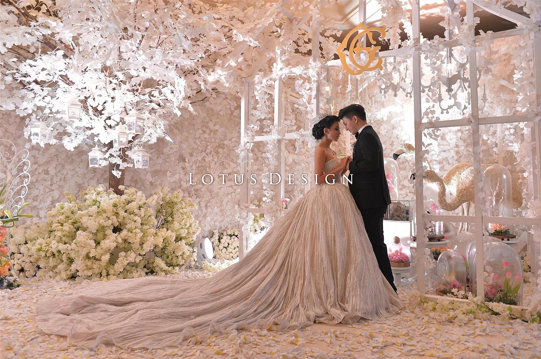Weddingku komunitas wedding honeymoon indonesia weddingku lotus design junglespirit Images