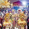 Kehangatan Jawa & Palembang di Gedung Sasana Kriya TMII